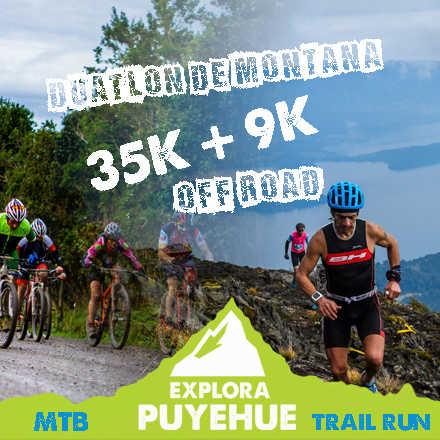 Explora Puyehue Duatlón de Montaña