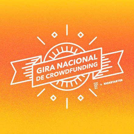 Gira Nacional de Crowdfunding · Guadalajara