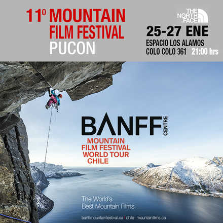 Mountain Film Festival Pucon