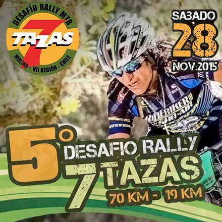 Desafio Rally 7 tazas