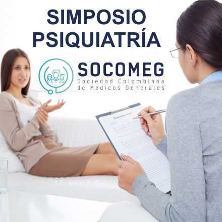 Simposio Psiquiatría
