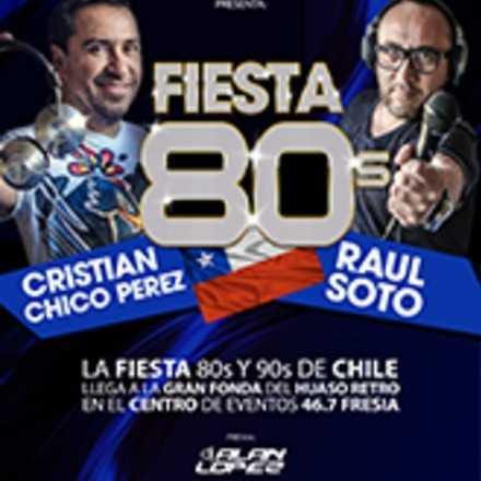 Fiesta de los 80s y 90s de Chile