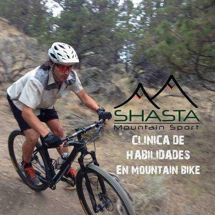 CLINICA DE HABILIDADES EN MOUNTAIN BIKE (INTERMEDIOS)