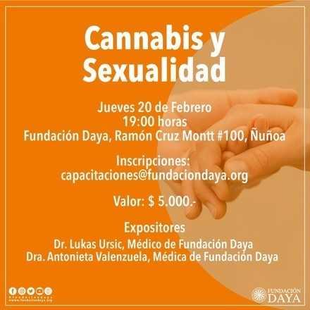 Cannabis y Sexualidad