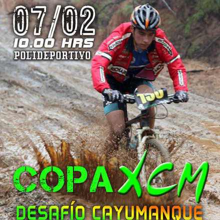 XCM Desafío Cayumanque 2016