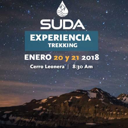 Ascenso cerro Leonera Experiencia SUDA