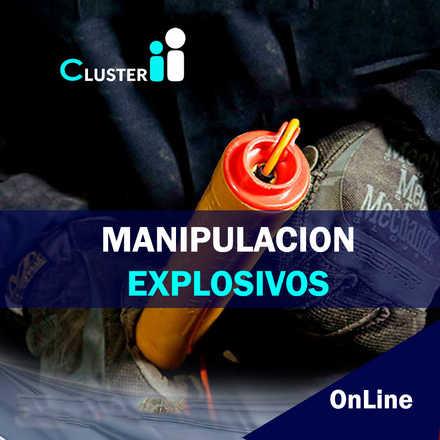 Manipulación de Explosivos Mineros