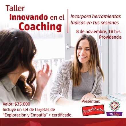 Innovando en el Coaching