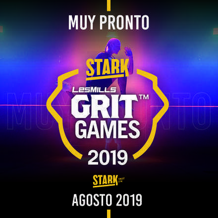 GRIT GAMES STARK 2019