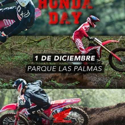 Honda Day - 1ero de diciembre 2018