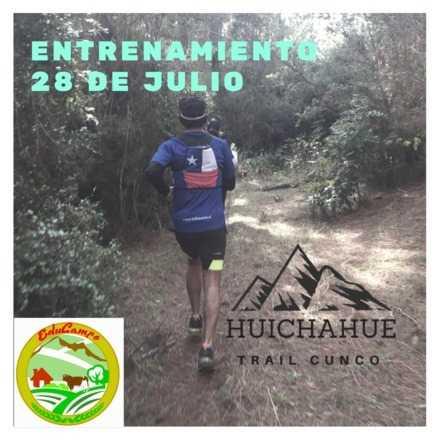 ENTRENAMIENTO HUICHAHUE TRAIL CUNCO
