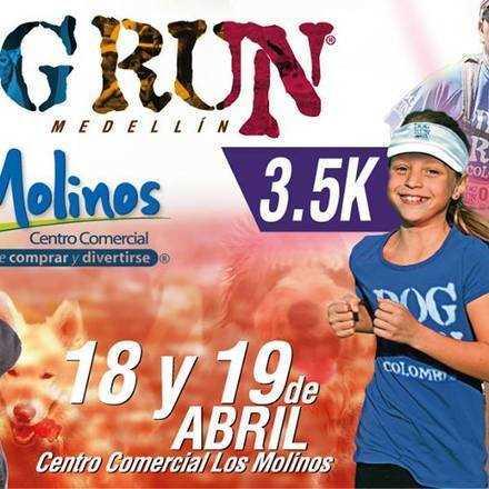 DogRun® Medellin Los Molinos  2015