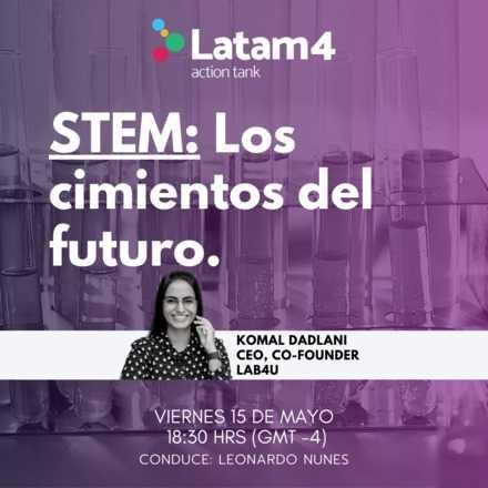STEM: Los cimientos del futuro.