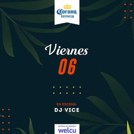 Friday - dj Vice (valdivia)