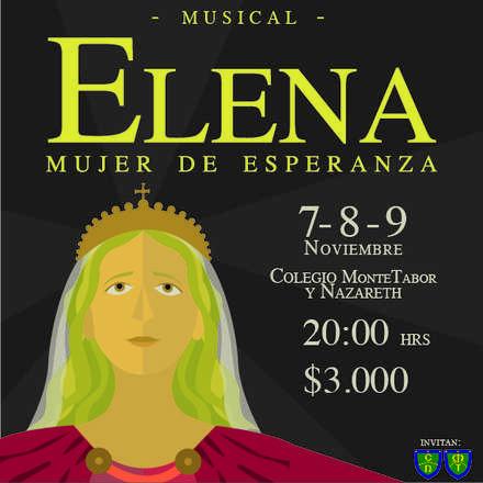 Elena, mujer de esperanza