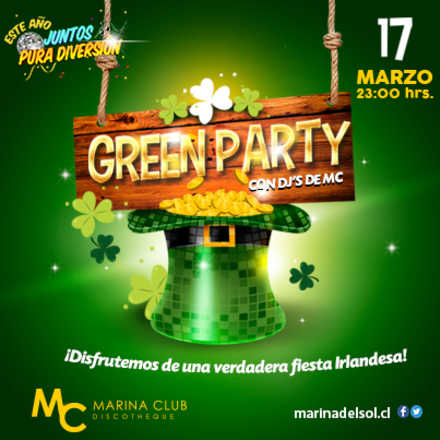 Fiesta Green Party
