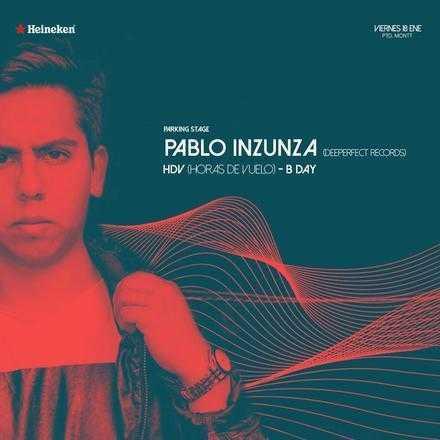 VIERNES SOCIAL 18 DE ENERO // #ONEGROUP // PABLO INZUNZA + HORAS DE VUELO // KRONIX BDAY