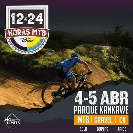 12&24 Horas MTB 2020 by FORD