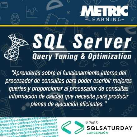 SQL Server Query Tuning & Optimization