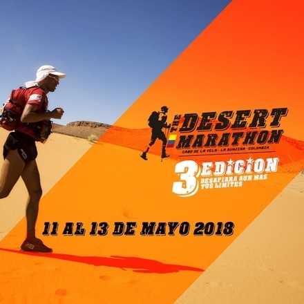 THE DESERT MARATHON 2018