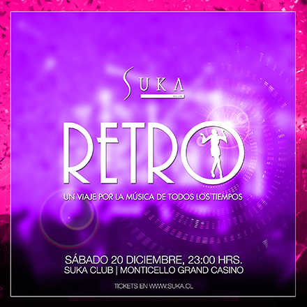 Suka RETRO - 20/12/14