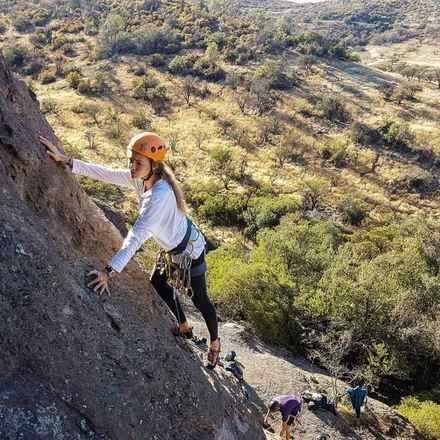 Curso Iniciación a la Escalada en Roca Malku  - Septiembre 2018