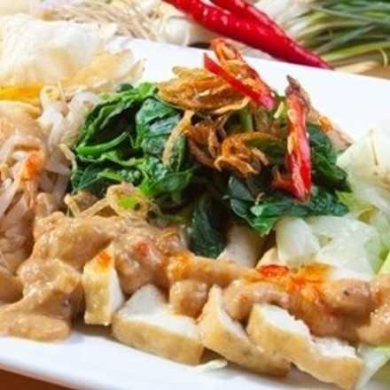 Programa Cultura y gastronomía:  Indonesia vegetariana, sabor y cultura
