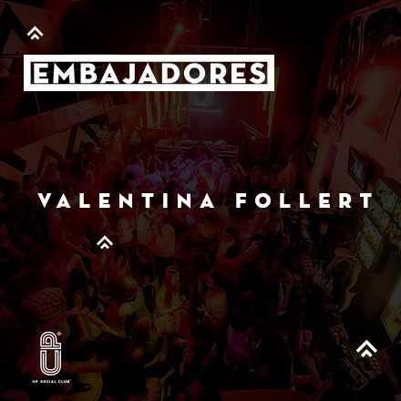 VALENTINA FOLLERT - Maldición Gitana Martes 17.01