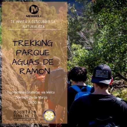 Trekking Gratuito Parque Aguas de Ramon