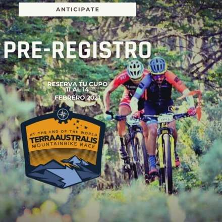 TERRA AUSTRALIS MOUNTAINBIKE RACE 2021