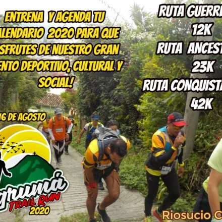 Ingruma Trail Run  Segunda Edición