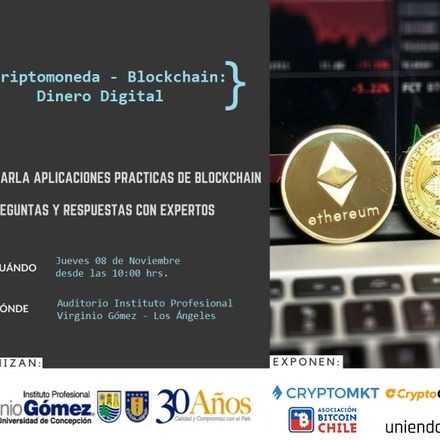 Criptomoneda y BlockChain: Dinero Digital (gratis)