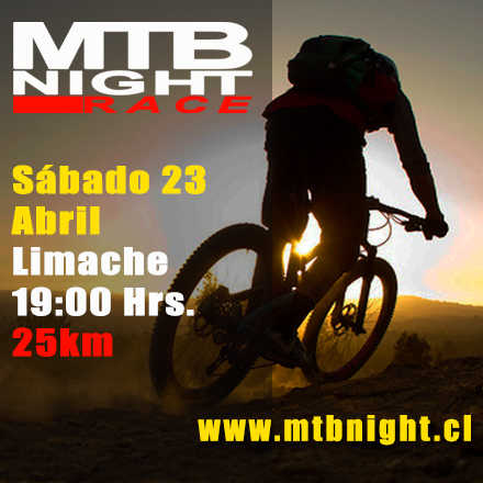 MTB NIGHT RACE 23 Abril