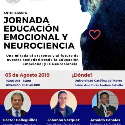 Jornada Educación Emocional y Neurociencia - Antofagasta