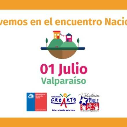 Encuentro Nacional - Ruta Social 2030