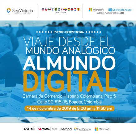 Viaje desde el mundo analógico al mundo digital