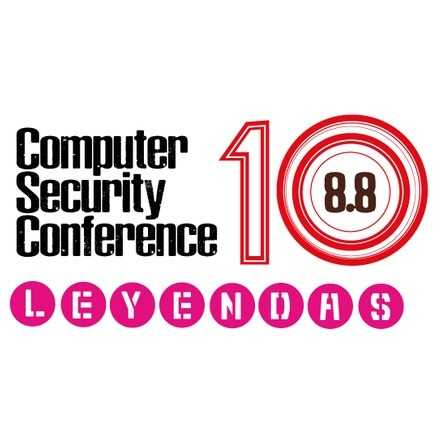 8.8 Leyendas - Computer Security Confence