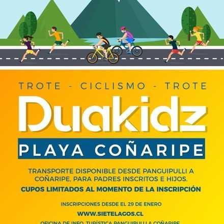 I DuaKidz Coñaripe 2019