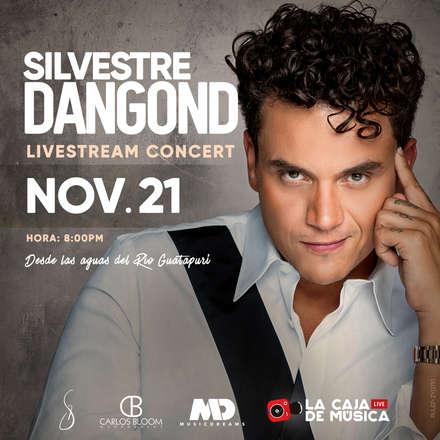 Silvestre Dangond - Livestream Concert - PULEP: ZYD710