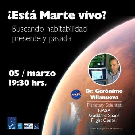¿Está Marte vivo? - Buscando habitabilidad presente y pasada
