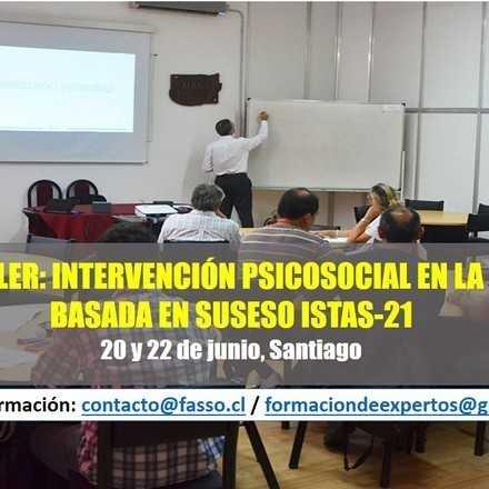 Taller de Intervención Psicosocial en la Empresa Basado en Cuestionario SUSESO ISTAS 21