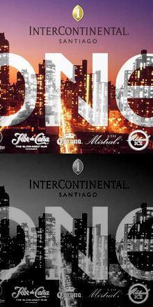 ☆ONE☆ 12 DE JULIO ☆ HOTEL INTERCONTINENTAL☆
