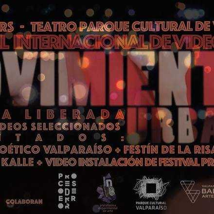 3° Festival Internacional de video-danza MOVIMIENTOS URBANOS
