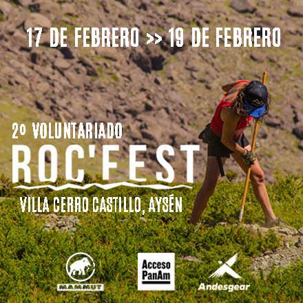 2do Voluntariado Rocfest 2020