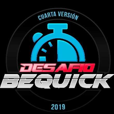 DESAFIO BE QUICK 2019