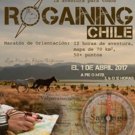 Llama Rogaining Chile 2017