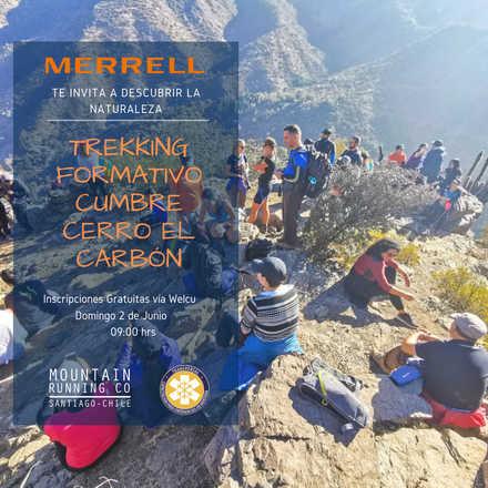 Trekking Gratuito Cumbre Carbón - Merrell