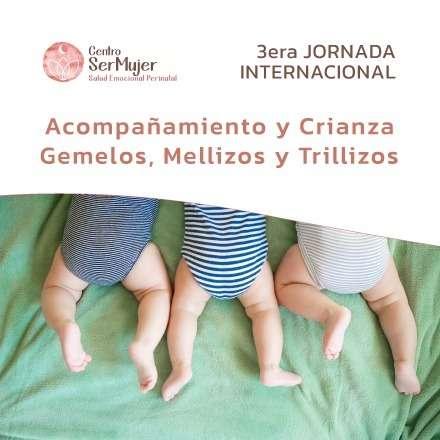 3era Jornada Internacional: Sueño, lactancia y crianza de gemelos, mellizos y trillizos