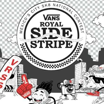 Vans Royal Side Stripe