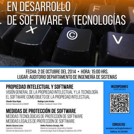 """Seminario """"Propiedad Intelectual y Tecnología"""""""